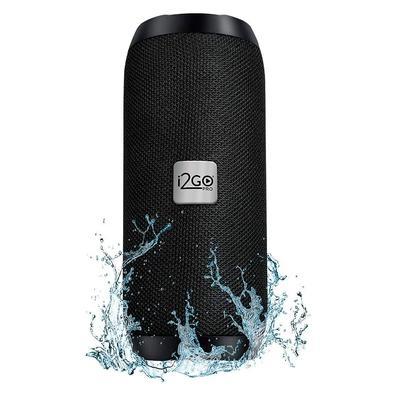Caixa De Som Portátil I2GO Essential Sound Go, Bluetooth, 10W RMS, Resistente à Água - 1220
