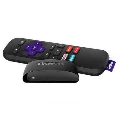 Roku Express Dispositivo Streaming Player, Full HD, Conversor Smart TV, com Controle Remoto - 3930BR