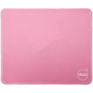 Kit Gamer Dazz Série M 4 em 1, Teclado + Mouse + Mousepad + Headset, Rosa - 62000021