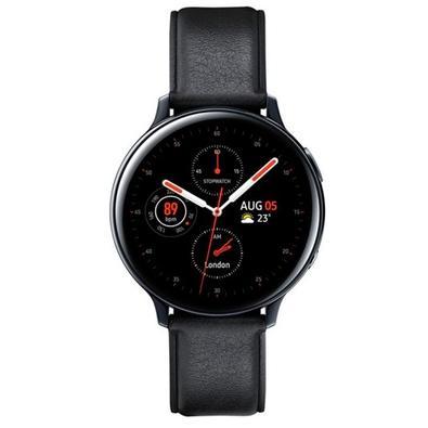 Relógio Samsung Galaxy Watch Active 2, 40mm, Aço Inoxidável - SM-R830NS