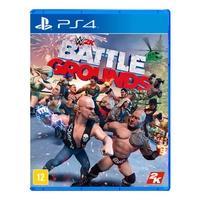 Game WWE 2K Battlegrounds PS4