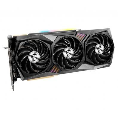 Placa de Vídeo MSI NVIDIA Geforce RTX 3090 Gaming X Trio 24G, GDDR6X