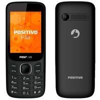 Celular Positivo P38, Tela de 2.8´, Câmera, Bluetooth, Rádio FM, Dual SIM - 11157434