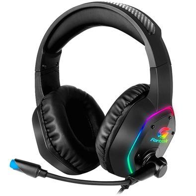 Headset Gamer Fortrek Blackfire, RGB, Drives 50mm - 70554