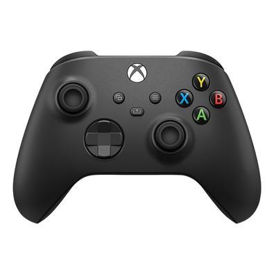 Controle Microsoft Xbox, Sem Fio, Preto - QAT-00007