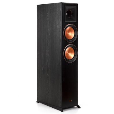 Caixa Acústica Torre Floorstanding Klipsch, 500W RMS - RP-6000F EBONY