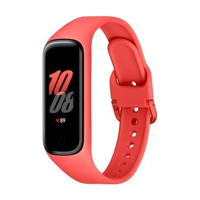 Smartwatch Samsung Galaxy Fit2, Bluetooth, Vermelho - SM-R220NZRAZTO