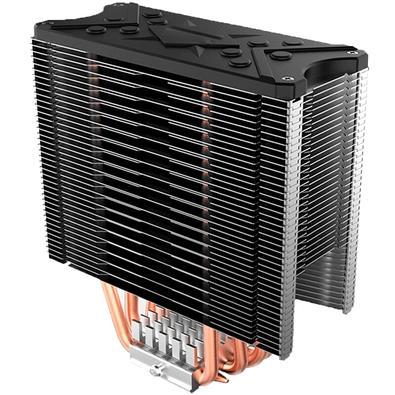 Cooler para Processador GameMax Air Cooler Gamma 500, AMD/Intel, ARGB - GAMMA 500