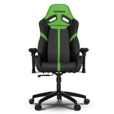 Cadeira Gamer Vertagear S-Line SL5000 Racing Series, Black/Green Rev.2 - VG-SL5000-GR