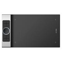 Mesa Digitalizador XP-Pen, Média, 5080 LPI, USB/USB-C, Preto/Prata - DECO PRO_M