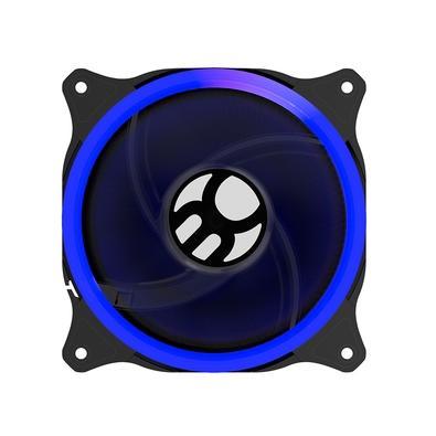 Cooler FAN Bluecase Ring BFR-11B, 120mm, LED, Azul - BFR11BCASE