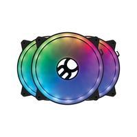 Cooler FAN Bluecase Ring BFR-17RGB, 160mm, RGB - BFR17RGBCASE