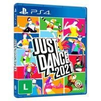 Jogo Just Dance 21 PS4
