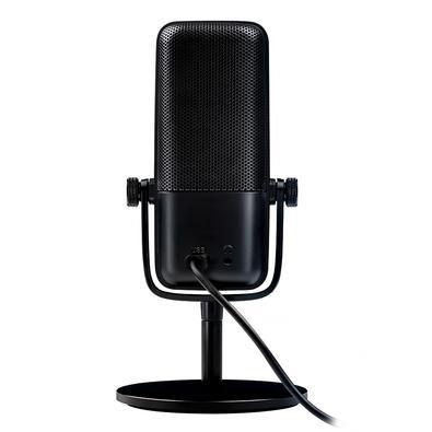 Microfone Condensador Elgato Wave 1, USB, Solução de Mixagem Digital, Anticliping, Preto - 10MAA9901