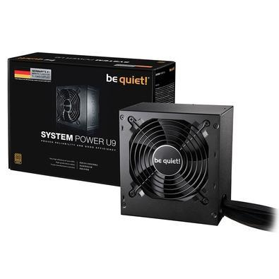 Fonte be quiet! SYSTEM POWER U9 400W US 80+ Bronze - BN683