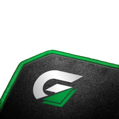 Mousepad Gamer Fortrek Speed MPG102, Grande (440X350mm), Preto/Verde - 72695