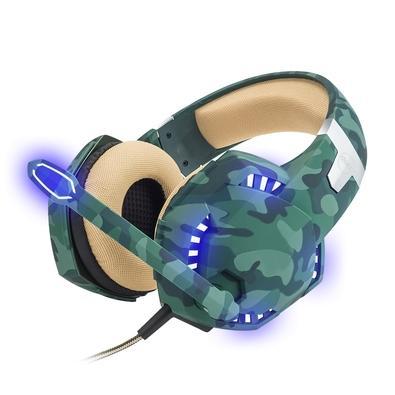 Headset Gamer DAZZ Special Forces Jungle, Surround 2.0, Conexão 3.5mm P3, para PC/PS4/Xbox One - 62000019