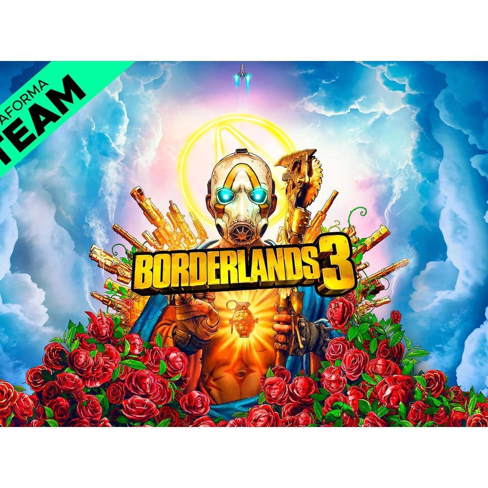Jogo Borderlands 3 para PC, Steam - Digital para Download