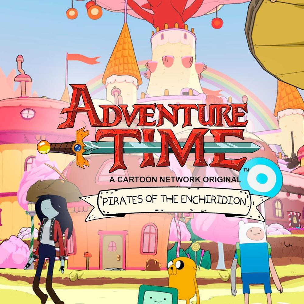 Jogo Adventure Time: Pirates of the Enchiridion para PC, Steam - Digital para Download