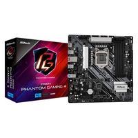 Placa Mãe ASRock Z590M Phantom Gaming 4, Intel LGA1200, Micro ATX, DDR4