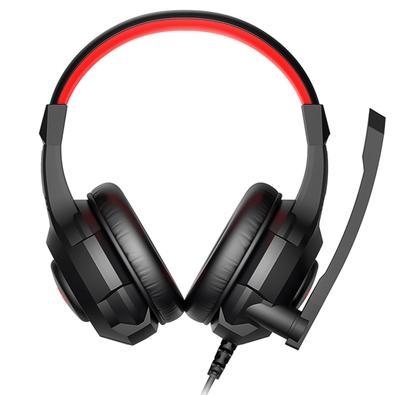 Headset Gamer Havit, Drivers 40mm, P3/USB - H2031D