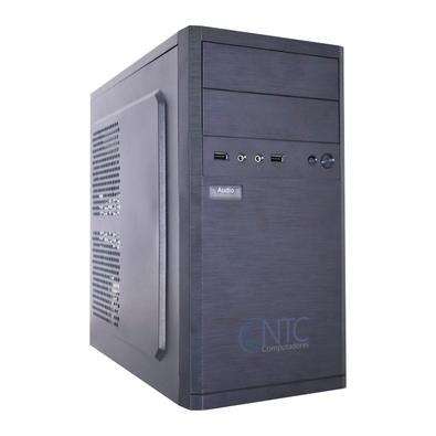 Computador NTC Intel Core i3-10100, 4GB, 240GB SSD, Micro ATX, Windows 10 SL - 4301