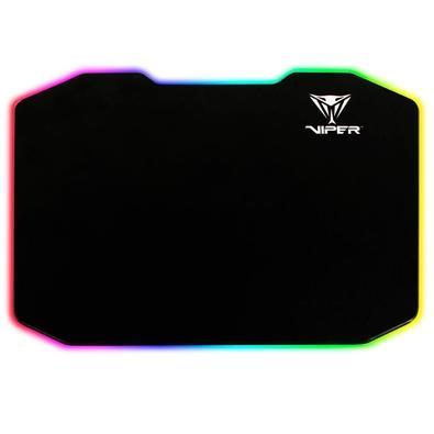 Mousepad Gamer Patriot Viper LED, Médio - PV160UXK