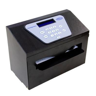 Impressora de Cheques Menno CheckPrinter II, USB, Preto - 18130