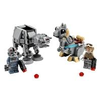 LEGO Star Wars - AT-AT contra Microfighters Tauntaun, 205 Peças - 75298