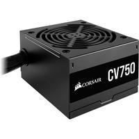 Fonte Corsair CV750 750W, 80 Plus Bronze - CP-9020237-BR