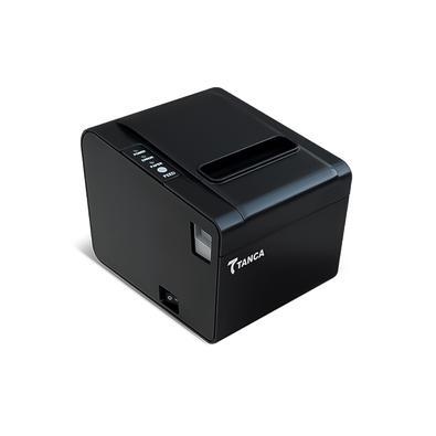 Impressora de Cupons TP 650, 250mm/s, Ethernet, Serial e USB, Impressão de QR Code e Logotipos, Preto - IMP Tanca - 1955
