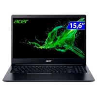 Notebook Acer Aspire 3 AMD Ryzen 7-3700U 8GB, 256GB SSD, 15.6´ HD 1366x768, Windows 10 Home, Preto - A315-23-R3L9