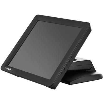 Monitor Touchscreen Bematech CM-15H 15´, HDMI, Ajuste de Alutra e Inclinação, VESA, Preto - 46B134100701