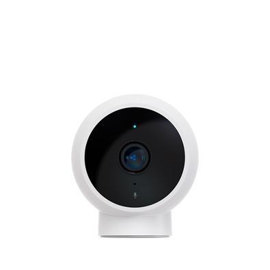 Câmera de Segurança Residencial Xiaomi Wi-Fi, 1080p, com Suporte Magnético, Branco - XM514BRA