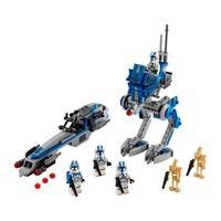 LEGO Star Wars - Soldados Clone da 501ª. Legião, 285 Peças - 75280