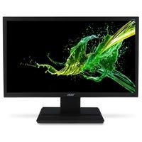 Monitor Acer 19.5' LED, HD, HDMI/VGA, VESA, Acer ComfyView - V206HQL Abi