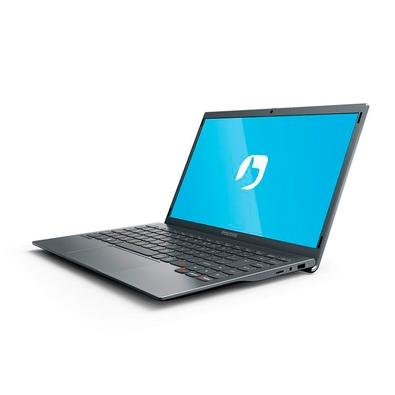 Notebook Positivo Motion Q Q4128C Intel Atom Quad Core, 4GB, 128GB, 14.1´ LED, Webcam HD, Windows 10 Home, Cinza - 3001925