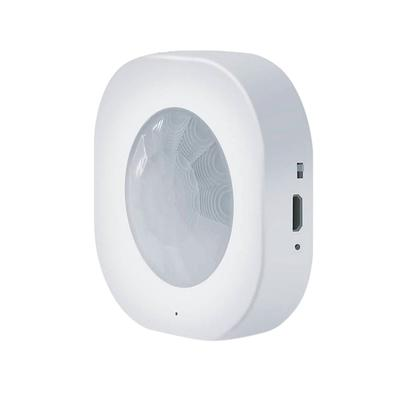 Sensor de Presença AGL, com Wifi, Configurações Via Aplicativo, Branco - 1106089