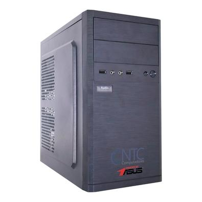 Computador NTC Powered By Asus 5303 AS Athlon AMD 3000G, RAM 4GB, DDR4, SSD 240GB, Linux, Preto - NTC 5303