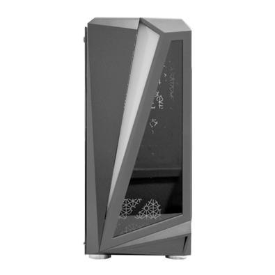 PC Gamer NTC Powered By Asus Intel Core i3-10100, 8GB RAM, SSD 480GB, RGB, Linux, Preto - Ntc VULCANO II 7172