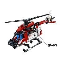 LEGO Technic - Helicóptero do Salvamento, 325 Peças - 42092