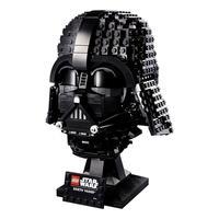 LEGO Star Wars - Capacete de Darth Vader, 834 Peças - 75304