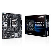 Placa Mãe Asus Prime H510M-E, Intel LGA 1200, microATX, DDR4 - 90MB17E0-C1BAY0