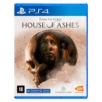 Jogo The Dark Pictures: House Of Ashes, PS4