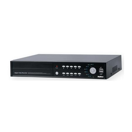 DVR Multitoc 8 Canais 2208 MUDV2208