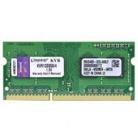 Memória Kingston 4GB, 1333MHz, DDR3, Notebook, CL9 - KVR13S9S8/4