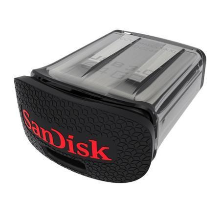 Pen Drive Ultra Fit SanDisk 3.0 64GB até 15X mais rápido SDCZ43-064G-G46