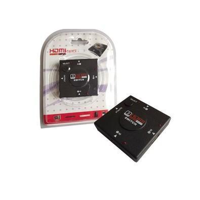 Empire Switch HDMI 3 Portas 3422