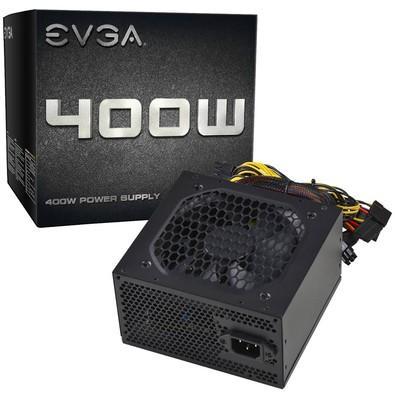 Fonte EVGA 400W 100-N1-0400-L