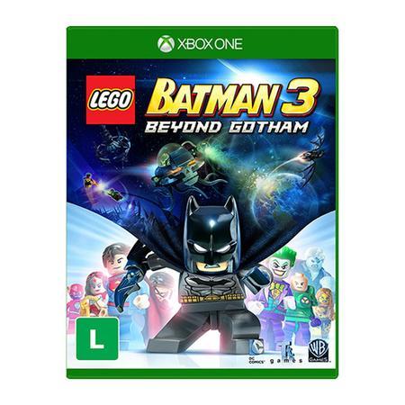 Game Lego Batman 3 Beyond Gotham Xbox One